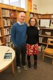 2015 PA&L_Doerr School Visit Susan